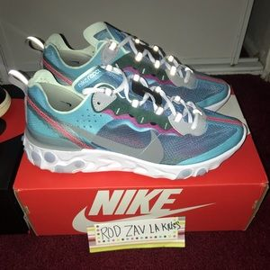 Nike Element React 87 Sz 10.5